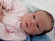 Nikolka Švadlenová se narodila v děčínské porodnici Tereze Švadlenové 7. května v 9.33. Vážila 3,4 kg.