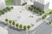 Architekt představil svou vizi varnsdorfského náměstí v několika variantách.