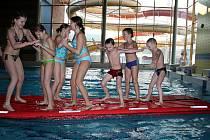 Celé jarní prázdniny bojovaly děti v děčínském aquaparku o klíče k pevnosti Boyard.