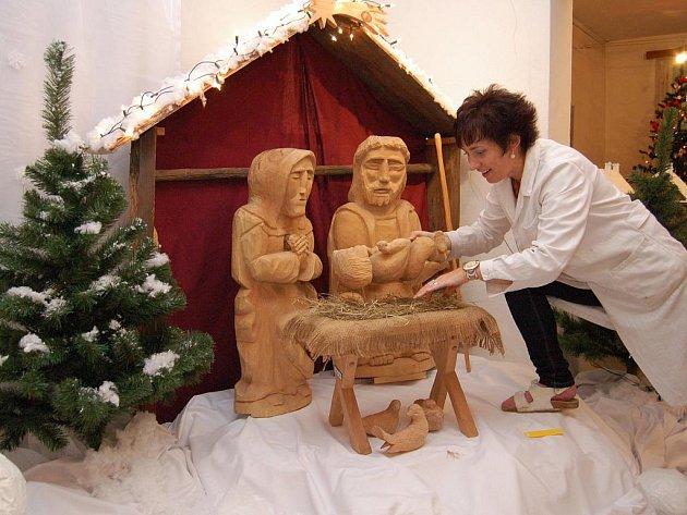 Oblastní muzeum v Děčíně  už připravuje tradiční výstavu Betlémů.
