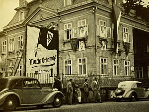 Rok 1938 na Děčínsku.