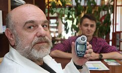 V lékárně ve Varnsdorfu testovali stav plic.