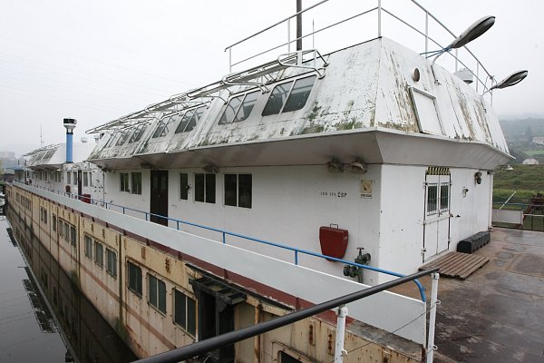 OBŘÍ loď, kterou kvýuce využívá děčínská Střední škola lodní dopravy a technických řemesel, čeká rekonstrukce za 12milionů korun.