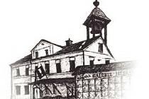 ZVONICE. Nová zvonice by mohla v budoucnu vyrůst na Teplické ulici na budově, ve které sídlí Husův sbor.