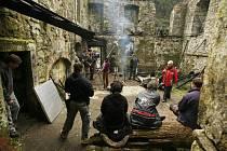 Už v květnu Česká televize Ostrava natáčela na Dolském mlýně příběh o ztraceném princi, v září se tam filmaři vrátí kvůli další pohádce