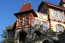 Kulturní památka Hrádek – Burgsberg po rekonstrukci