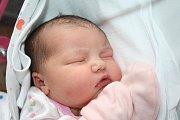 Andree Madecké z Děčína se 9. října v 08.19 narodila v děčínské nemocnici dcera Anička Madecká. Měřila 51 cm a vážila 4,23 kg.