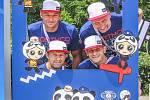Trojice hasičů z Varnsdorfu vyrazila na světové hry do Číny.