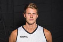 LUKÁŠ BAŽANT - basketbalista Slunety Ústí nad Labem.