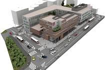 CPI City Center: Axonometrie