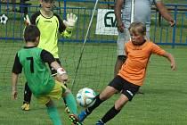 VILÉMOV přivítal na turnaji přípravek mladé fotbalové naděje.