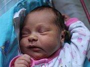 Nelinka Šafaříková se narodila Marii Gažiové z Děčína 5. října v 0.40 v děčínské porodnici. Vážila 3,36 kg.