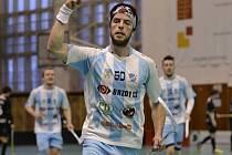 Florbalista Štěpán Slaný patří mezi stálice prvoligového týmu z České Lípy. Zároveň stíhá působit jako manažer dorostenců FBC Šluknovsko Česká Lípa.