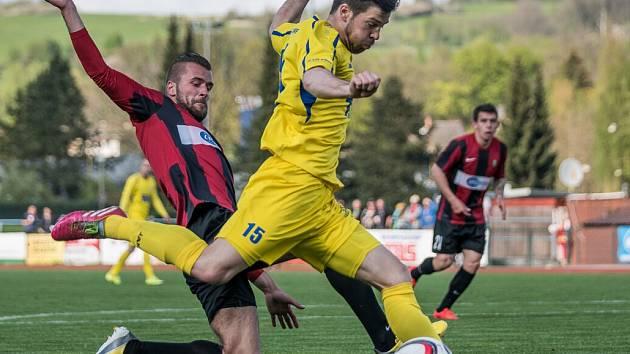 NAPOSLEDY Varnsdorf doma remizoval s Opavou 0:0.