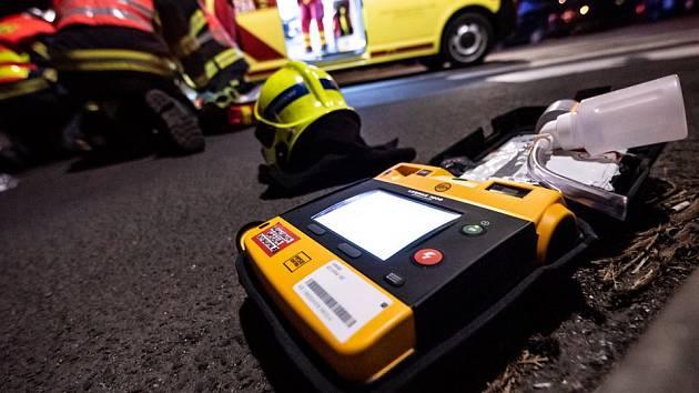 Při vážné dopravní nehodě ve Varnsdorfu zemřel řidič.