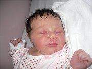 Martině Benešové z Děčína se 29. října ve 14.25 narodila v děčínské nemocnici Adélka Benešová. Měřila 49 cm a vážila 3,1 kg.