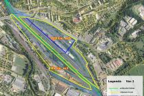 Rozvojová zóna, návrh 1.