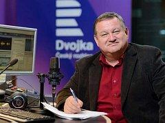 Jiří Petrášek externě pracuje také v rádiu.