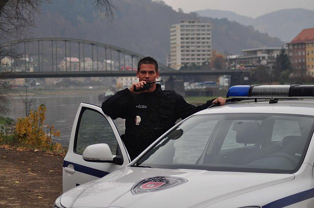 Ilustrační foto. Městská policie Děčín.