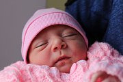 Sofie Gažiová se narodila Magdaleně Harangové z Kerhartic 30. října v 17.16 v děčínské porodnici. Vážila 2,6 kg.