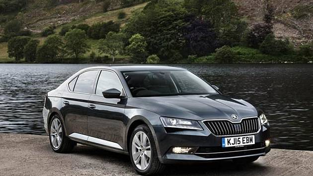 Škoda Superb Laurin a Klement