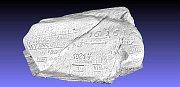 Skeny děčínského hladového kamene.