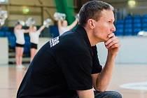 TOMÁŠ GREPL - nový trenér BK ARMEX Děčín.