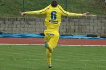 KONEČNĚ! Varnsdorf vyhrál po sedmi zápasech, doma udolal Opavu 1:0.