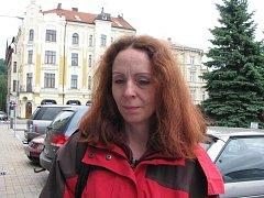 Ivana Křivánková: Určitě mi protipovodňová zeď nevadí, myslím, že je to užitečné a prospěšné.