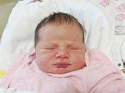 NELA MATĚJKOVÁ se narodila 11. dubna v liberecké porodnici mamince Zdeňce Matějkové ze Šluknova. Vážila 3,60 kg a měřila 50 cm.