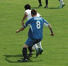 HORNÍ PODLUŽÍ (modré dresy) vyhrálo v Trmicích 2:1.