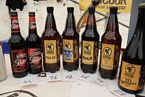 Značku Českosaské Švýcarsko regionální produkt nosí i pivo Kocour.