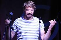Dan Bárta koncertoval na lodi CARGO GALLERY.