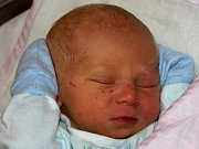Honzík Pejčoch se narodil Lucii Suchomanové z Rumburka 28. prosince v 7.21 v rumburské porodnici. Měřil 49 cm a vážil 3,08 kg.