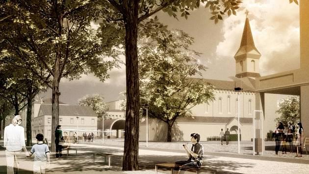 Návrhy, jak obnovit Podmokly v Děčíně