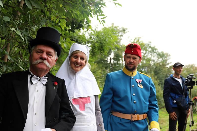 Na Dymníku oslavili 125 let místní rozhledny.