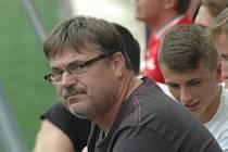 PAVEL HORÁČEK - bývalý trenér FK Junior Děčín.