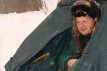 Martinu Froňkovi učarovalo zimní stanování.