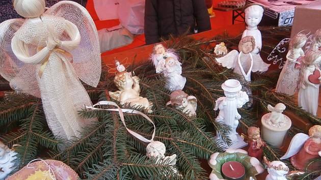 Andělské vánoční trhy.