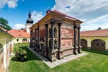 V Loretě Rumburk se od května do června představují výtvarné práce žáků Základní školy Rumburk.