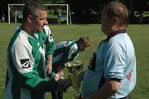 STARÝ ŠACHOV prohrál s děčínskou Lokomotivou, přesto slavil vítězství ve III. třídě.