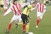 První gól dal Pavel Runt.