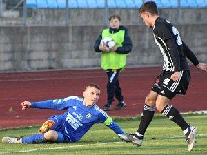 Sport fotbal Varnsdorf - Čes. Budějovice