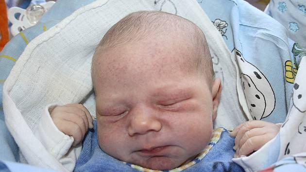 Mamince Andree Kovaříkové z Děčína se 17. září v 6.55 narodil v děčínské nemocnici syn Tomášek Kovařík. Měřil 52 cm a vážil 3,4 kg.