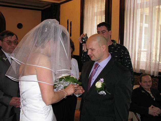 Řekli si své ANO: Manželé Kopecký