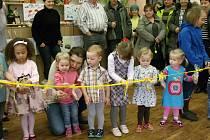Kytlice se dočkaly otevření nové školky.