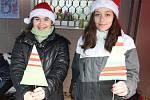 Tradiční akci uspořádal Dům dětí a mládeže v Děčíně na tržnici na Husově náměstí.