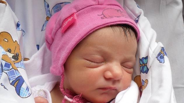 Mamince Pavlíně Dudové a tatínkovi Denisu Polákovi z Děčína se ve čtvrtek 30. května v 11:33 hodin narodila dcera Viktorie Dudová. Vážila 2,77 kg.