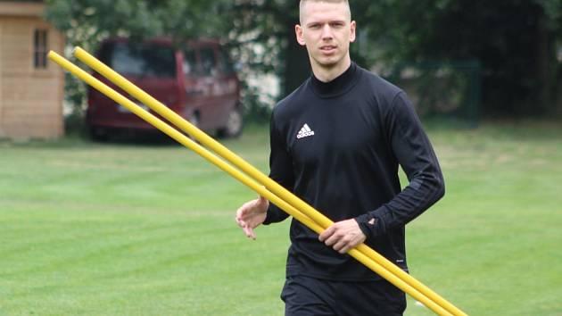 JAN FILIP se z roli fotbalisty dostal k roli kondičního trenéra.