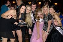 Děčínská Libverda si užila maturitní ples